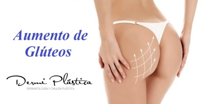 Aumento de Glúteos Dr. Alejandro Porras Ruiz